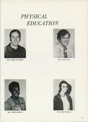 Page 17, 1974 Edition, Ramsay High School - Rams Horn Yearbook (Birmingham, AL) online yearbook collection