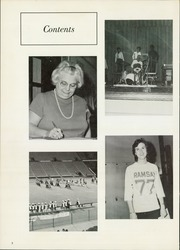 Page 6, 1974 Edition, Ramsay High School - Rams Horn Yearbook (Birmingham, AL) online yearbook collection