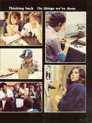 Page 7, 1982 Edition, Jacksonville High School - Ad Annos Yearbook (Jacksonville, AL) online yearbook collection