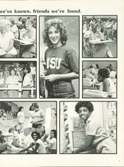 Page 9, 1982 Edition, Jacksonville High School - Ad Annos Yearbook (Jacksonville, AL) online yearbook collection