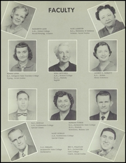 Page 17, 1957 Edition, Etowah High School - Etowahian Yearbook (Attalla, AL) online yearbook collection