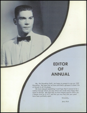 Page 8, 1957 Edition, Etowah High School - Etowahian Yearbook (Attalla, AL) online yearbook collection