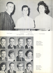 Athens High School - Aquila Yearbook (Athens, AL) online yearbook collection, 1961 Edition, Page 58