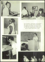 Page 11, 1971 Edition, Lanier High School - Largus Yearbook (Bessemer, AL) online yearbook collection