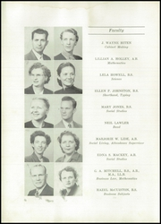 Page 10, 1950 Edition, Tarrant High School - Wildcat Yearbook (Tarrant, AL) online yearbook collection