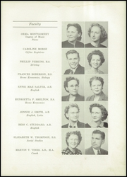 Page 11, 1950 Edition, Tarrant High School - Wildcat Yearbook (Tarrant, AL) online yearbook collection