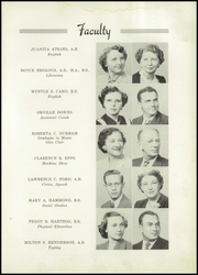 Page 9, 1950 Edition, Tarrant High School - Wildcat Yearbook (Tarrant, AL) online yearbook collection