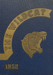 Tarrant High School - Wildcat Yearbook (Tarrant, AL) online yearbook collection, 1952 Edition, Page 1