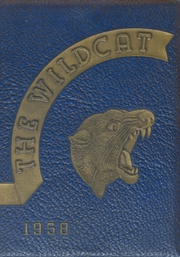 Tarrant High School - Wildcat Yearbook (Tarrant, AL) online yearbook collection, 1958 Edition, Page 1