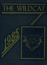 1985 Edition, Tarrant High School - Wildcat Yearbook (Tarrant, AL)