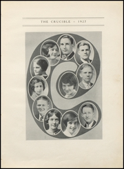 Page 11, 1927 Edition, Fairfield High School - Crucible Yearbook (Fairfield, AL) online yearbook collection