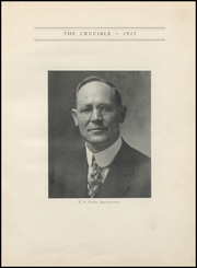 Page 13, 1927 Edition, Fairfield High School - Crucible Yearbook (Fairfield, AL) online yearbook collection