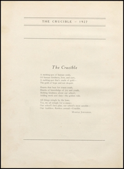 Page 16, 1927 Edition, Fairfield High School - Crucible Yearbook (Fairfield, AL) online yearbook collection