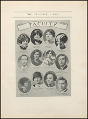 Page 17, 1927 Edition, Fairfield High School - Crucible Yearbook (Fairfield, AL) online yearbook collection