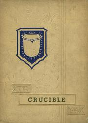 Fairfield High School - Crucible Yearbook (Fairfield, AL) online yearbook collection, 1943 Edition, Page 1