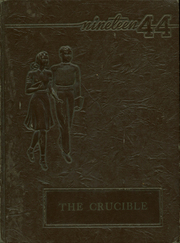 Page 1, 1944 Edition, Fairfield High School - Crucible Yearbook (Fairfield, AL) online yearbook collection