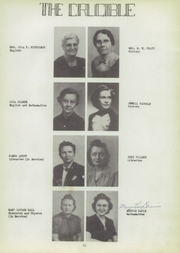 Page 15, 1944 Edition, Fairfield High School - Crucible Yearbook (Fairfield, AL) online yearbook collection