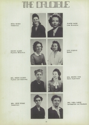 Page 16, 1944 Edition, Fairfield High School - Crucible Yearbook (Fairfield, AL) online yearbook collection