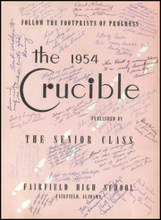 Page 5, 1954 Edition, Fairfield High School - Crucible Yearbook (Fairfield, AL) online yearbook collection
