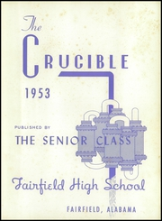 Page 5, 1958 Edition, Fairfield High School - Crucible Yearbook (Fairfield, AL) online yearbook collection