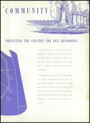 Page 9, 1958 Edition, Fairfield High School - Crucible Yearbook (Fairfield, AL) online yearbook collection