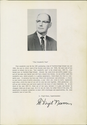 Page 13, 1961 Edition, Fairfield High School - Crucible Yearbook (Fairfield, AL) online yearbook collection