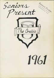Page 5, 1961 Edition, Fairfield High School - Crucible Yearbook (Fairfield, AL) online yearbook collection