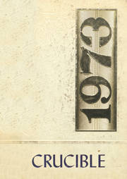 Page 1, 1973 Edition, Fairfield High School - Crucible Yearbook (Fairfield, AL) online yearbook collection