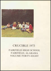 Page 5, 1973 Edition, Fairfield High School - Crucible Yearbook (Fairfield, AL) online yearbook collection