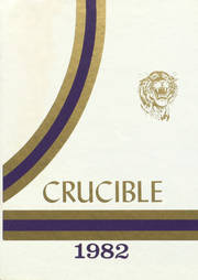 1982 Edition, Fairfield High School - Crucible Yearbook (Fairfield, AL)