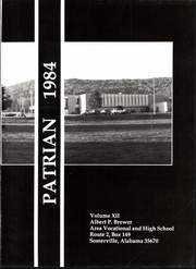 Page 5, 1984 Edition, Brewer High School - Patrian Yearbook (Somerville, AL) online yearbook collection