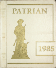 Page 1, 1985 Edition, Brewer High School - Patrian Yearbook (Somerville, AL) online yearbook collection