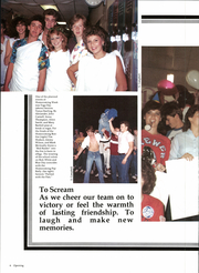 Page 10, 1985 Edition, Brewer High School - Patrian Yearbook (Somerville, AL) online yearbook collection