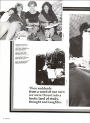 Page 16, 1985 Edition, Brewer High School - Patrian Yearbook (Somerville, AL) online yearbook collection