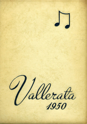 1950 Edition, Valley High School - Vallerata Yearbook (Valley, AL)