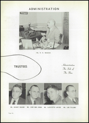 Page 10, 1955 Edition, Valley High School - Vallerata Yearbook (Valley, AL) online yearbook collection