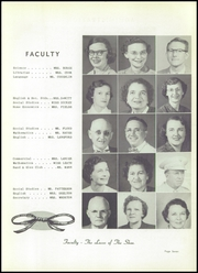 Page 11, 1955 Edition, Valley High School - Vallerata Yearbook (Valley, AL) online yearbook collection