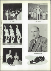 Page 12, 1955 Edition, Valley High School - Vallerata Yearbook (Valley, AL) online yearbook collection