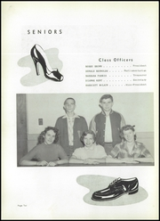 Page 14, 1955 Edition, Valley High School - Vallerata Yearbook (Valley, AL) online yearbook collection