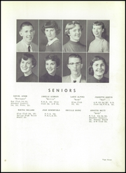 Page 15, 1955 Edition, Valley High School - Vallerata Yearbook (Valley, AL) online yearbook collection