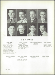 Page 16, 1955 Edition, Valley High School - Vallerata Yearbook (Valley, AL) online yearbook collection