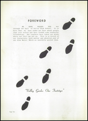 Page 6, 1955 Edition, Valley High School - Vallerata Yearbook (Valley, AL) online yearbook collection