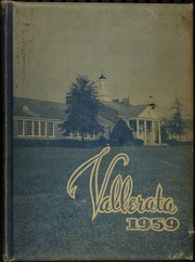 Page 1, 1959 Edition, Valley High School - Vallerata Yearbook (Valley, AL) online yearbook collection
