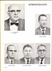 Page 12, 1959 Edition, Valley High School - Vallerata Yearbook (Valley, AL) online yearbook collection
