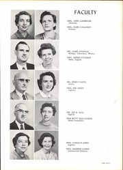 Page 13, 1959 Edition, Valley High School - Vallerata Yearbook (Valley, AL) online yearbook collection