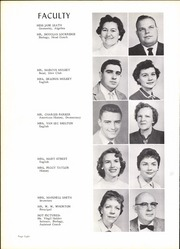 Page 14, 1959 Edition, Valley High School - Vallerata Yearbook (Valley, AL) online yearbook collection