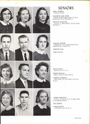 Page 17, 1959 Edition, Valley High School - Vallerata Yearbook (Valley, AL) online yearbook collection