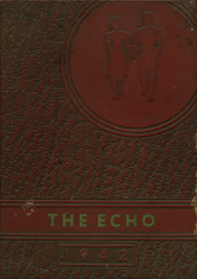 1942 Edition, Hazel Green High School - Echo Yearbook (Hazel Green, AL)