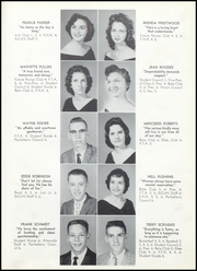 Escambia County High School - Atmorala Yearbook (Atmore, AL) online yearbook collection, 1959 Edition, Page 25