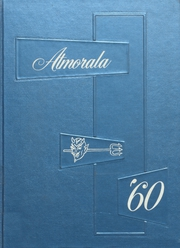 Escambia County High School - Atmorala Yearbook (Atmore, AL) online yearbook collection, 1960 Edition, Page 1